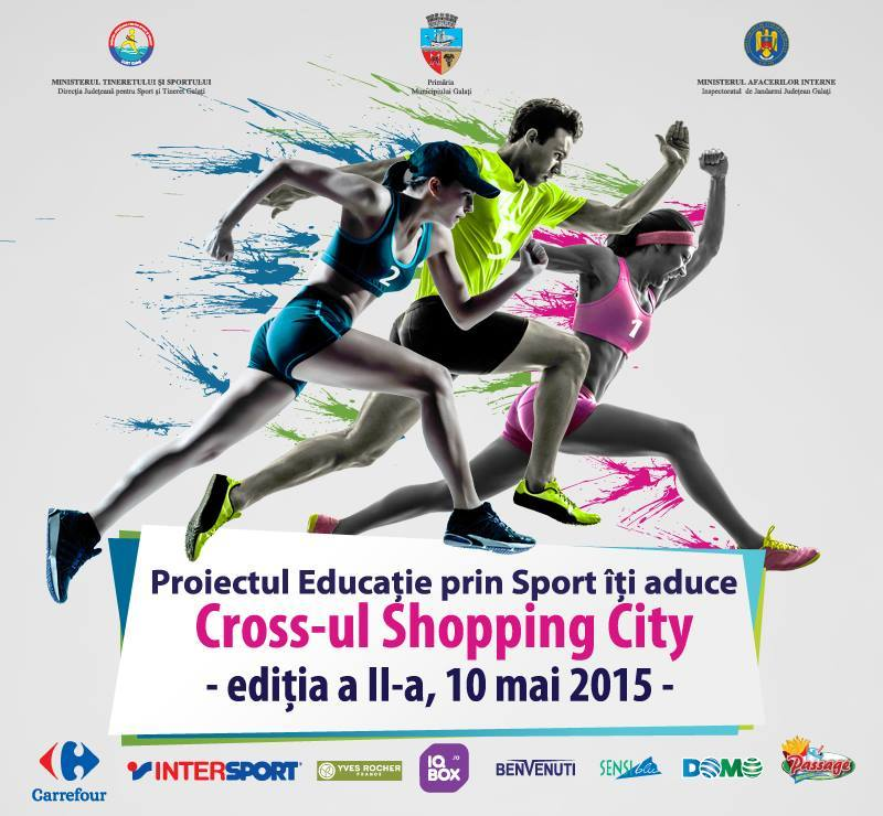 Cros-ul Shopping City Galati