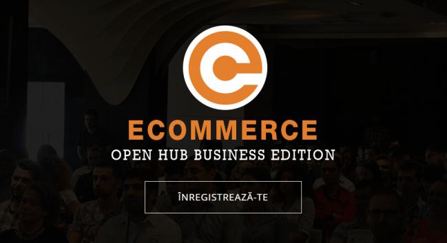 Conferinta OpenHub eCommerce Business Edition