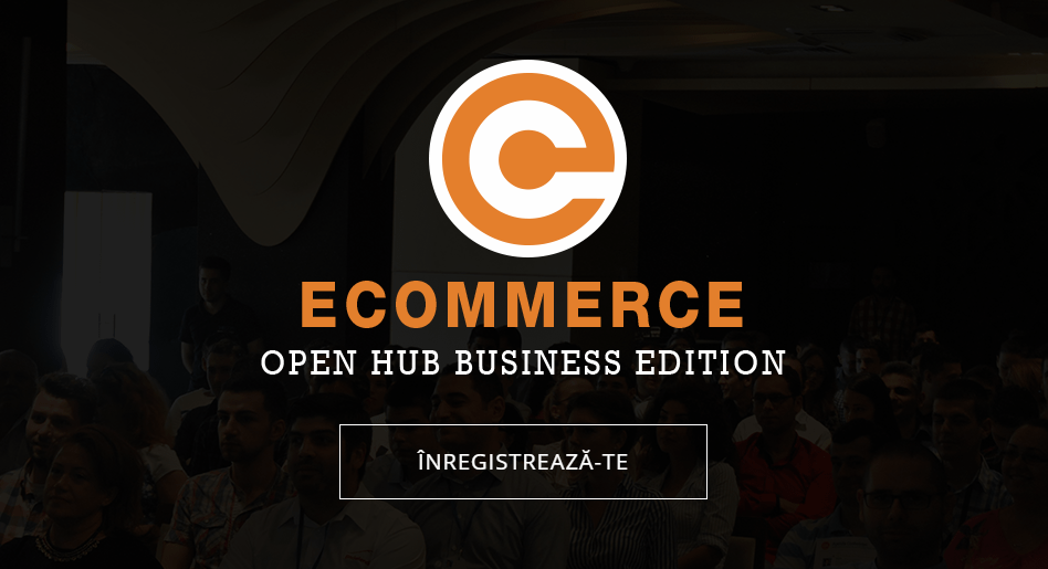 Conferinta OpenHub eCommerce Business Edition
