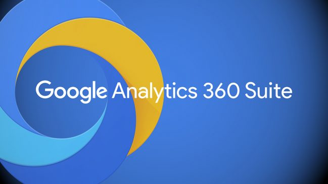 google-analytics-360 studio
