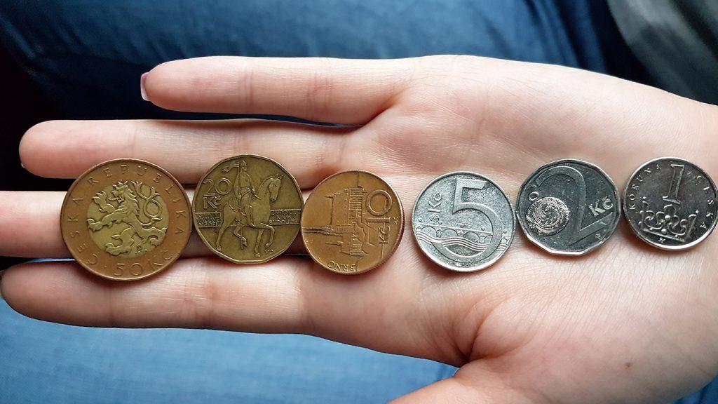 prague coins