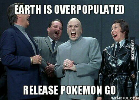 release pokemon go