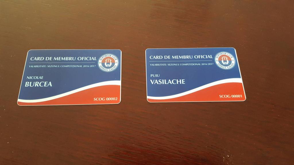 Card-socios-ASC Otelul Galati