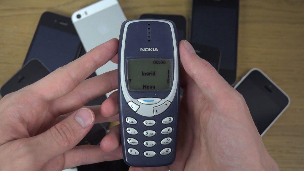 nokia 3310 se relanseaza