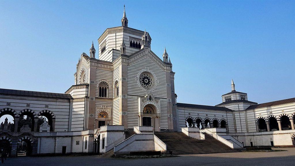 Cimitirul Monumental Milano (1)