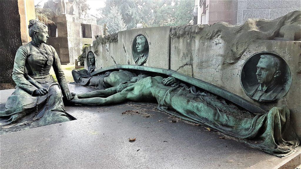 Cimitirul Monumental Milano (2)
