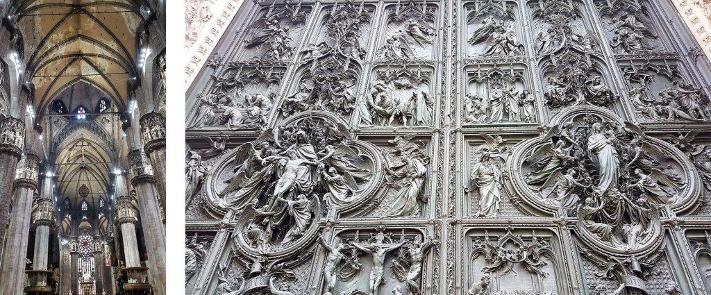 Colaj Domul din Milano