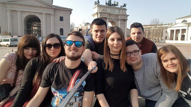 Excursie Milano