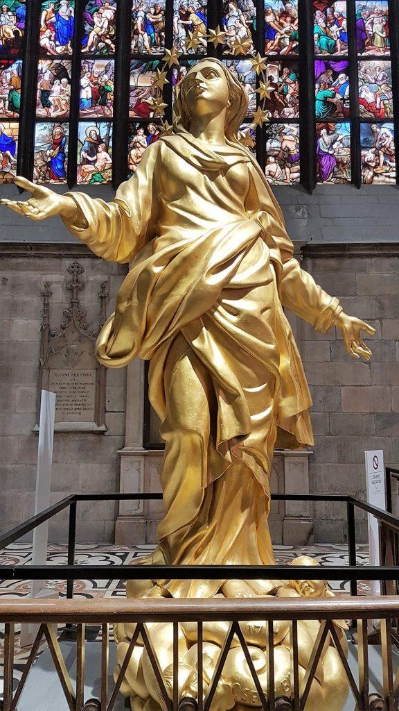Madonnina Domul din Milano