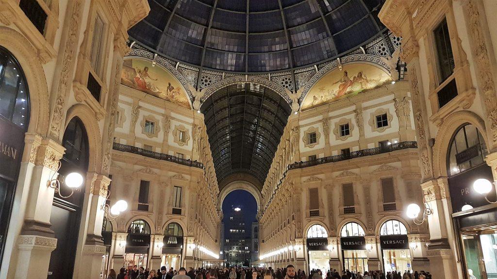 Piata Domului din Milano (1)
