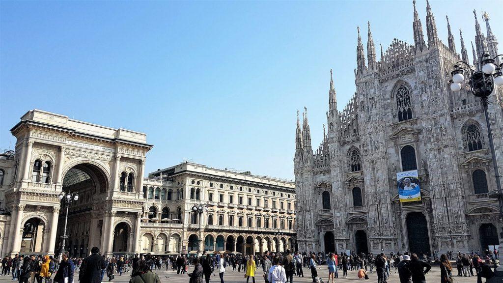 Piata Domului din Milano (4)