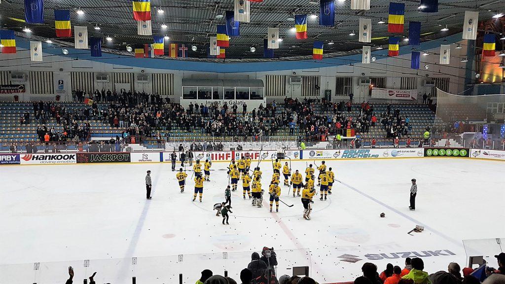 campionatul mondial hochei galati