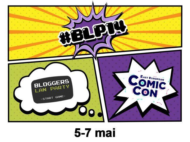 BLP14 comic con