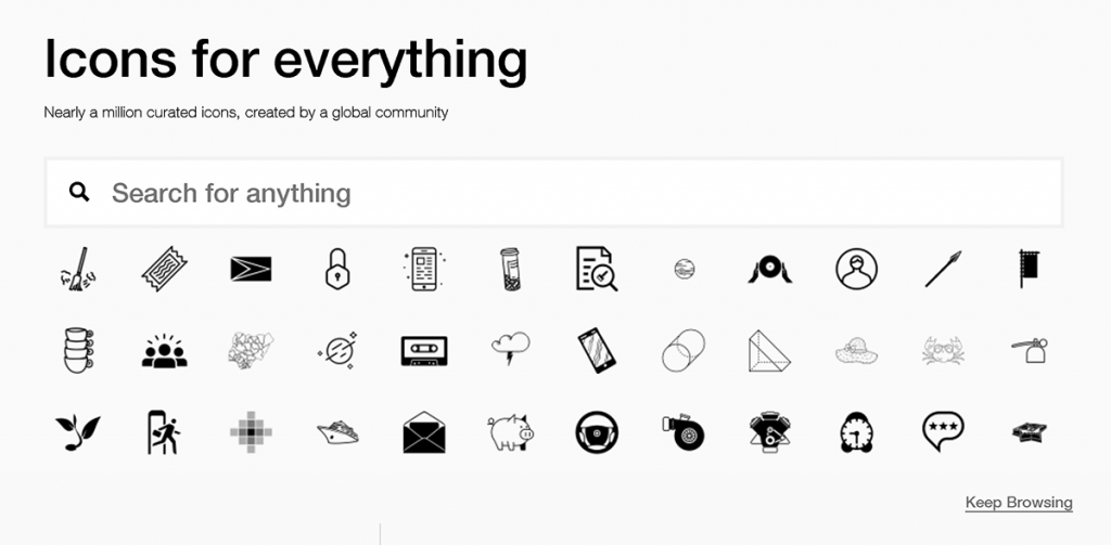 Noun Project Icons for Everything-min