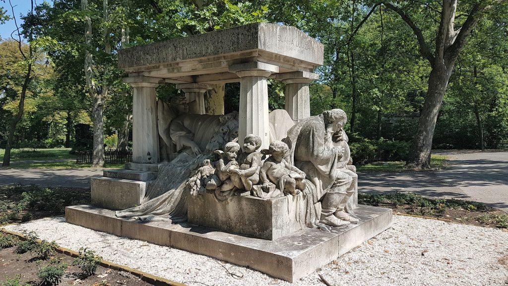 Cimitirul Fiume Budapesta