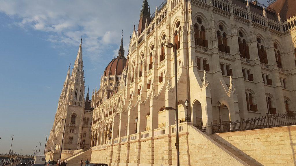 Palatul Parlamentului Budapesta