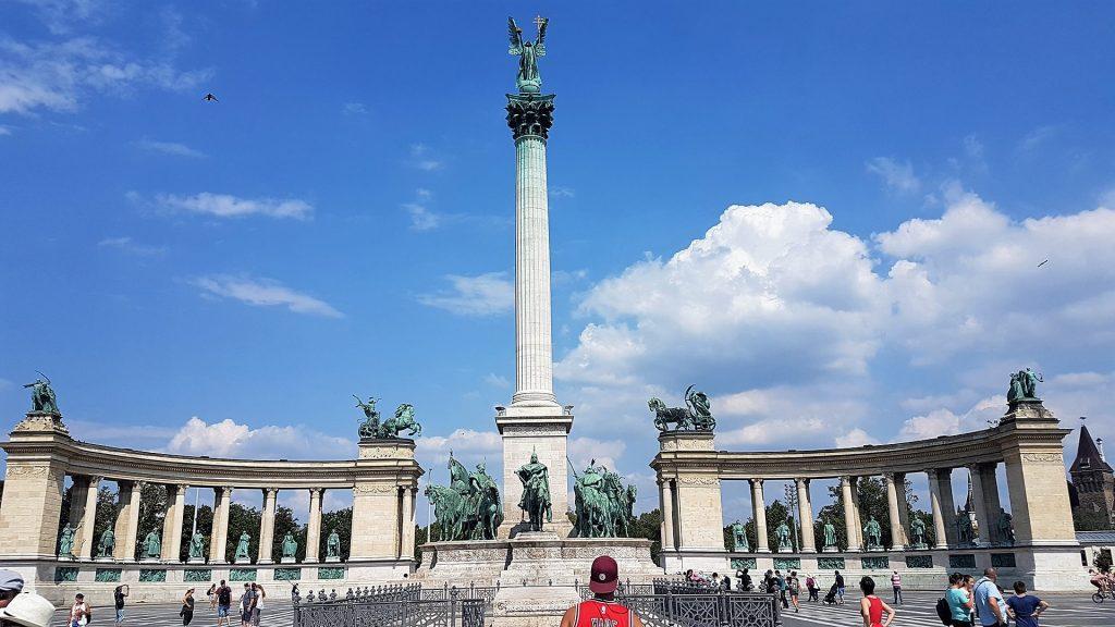 Piata eroilor Budapesta