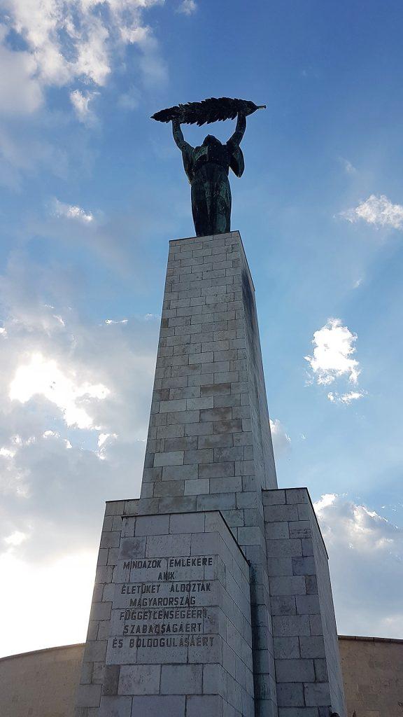 Statuia Libertatii Budapesta