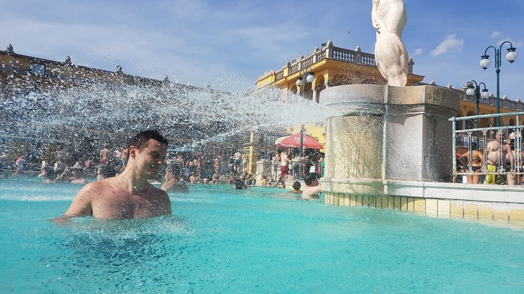 Széchenyi Thermal Bath Budapesta