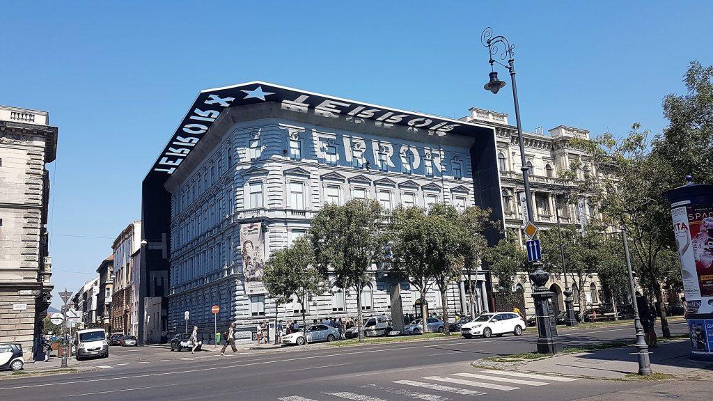 Terror House Budapesta