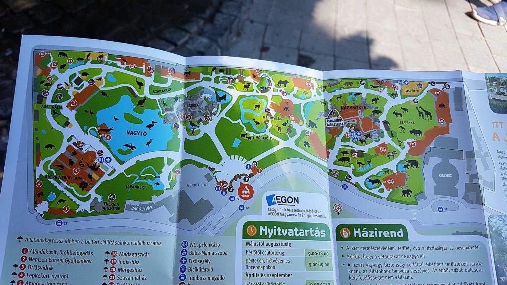 Zoo Budapesta