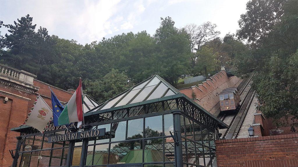 funicular Budapesta