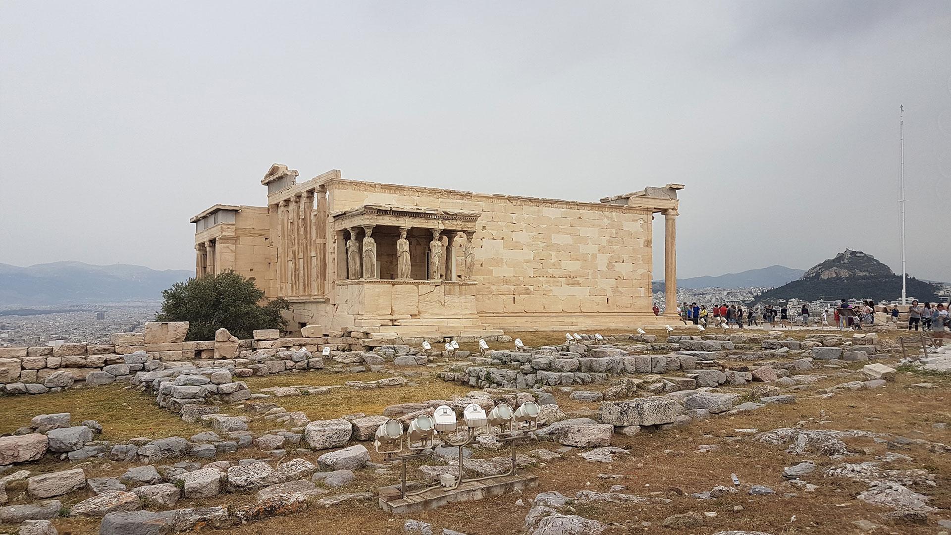 Erechtheum-Atena