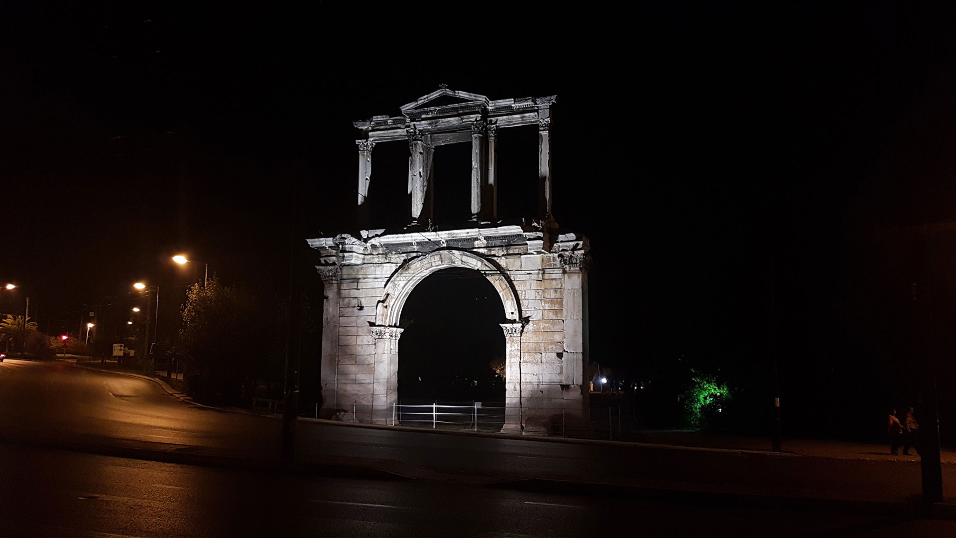 Hadrian's-arch