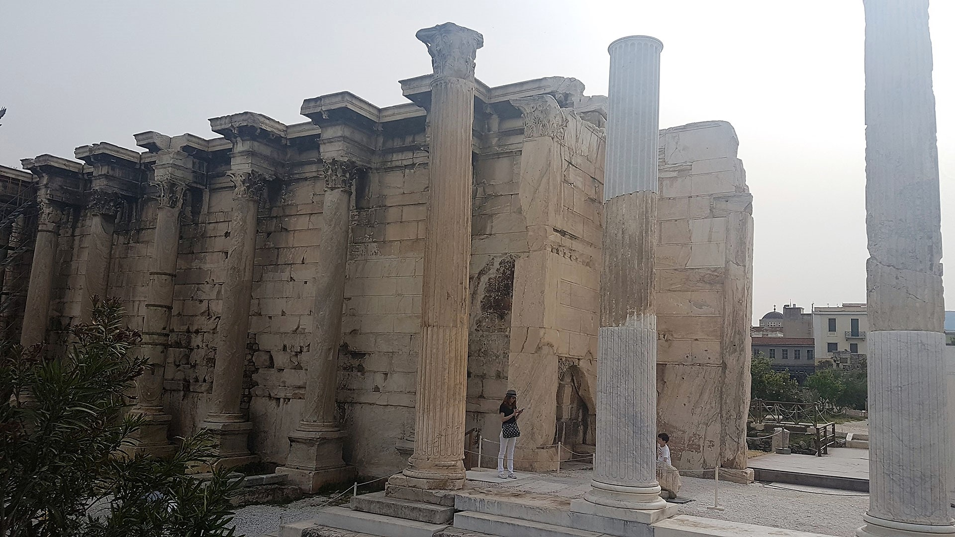 Hadrian's-Library