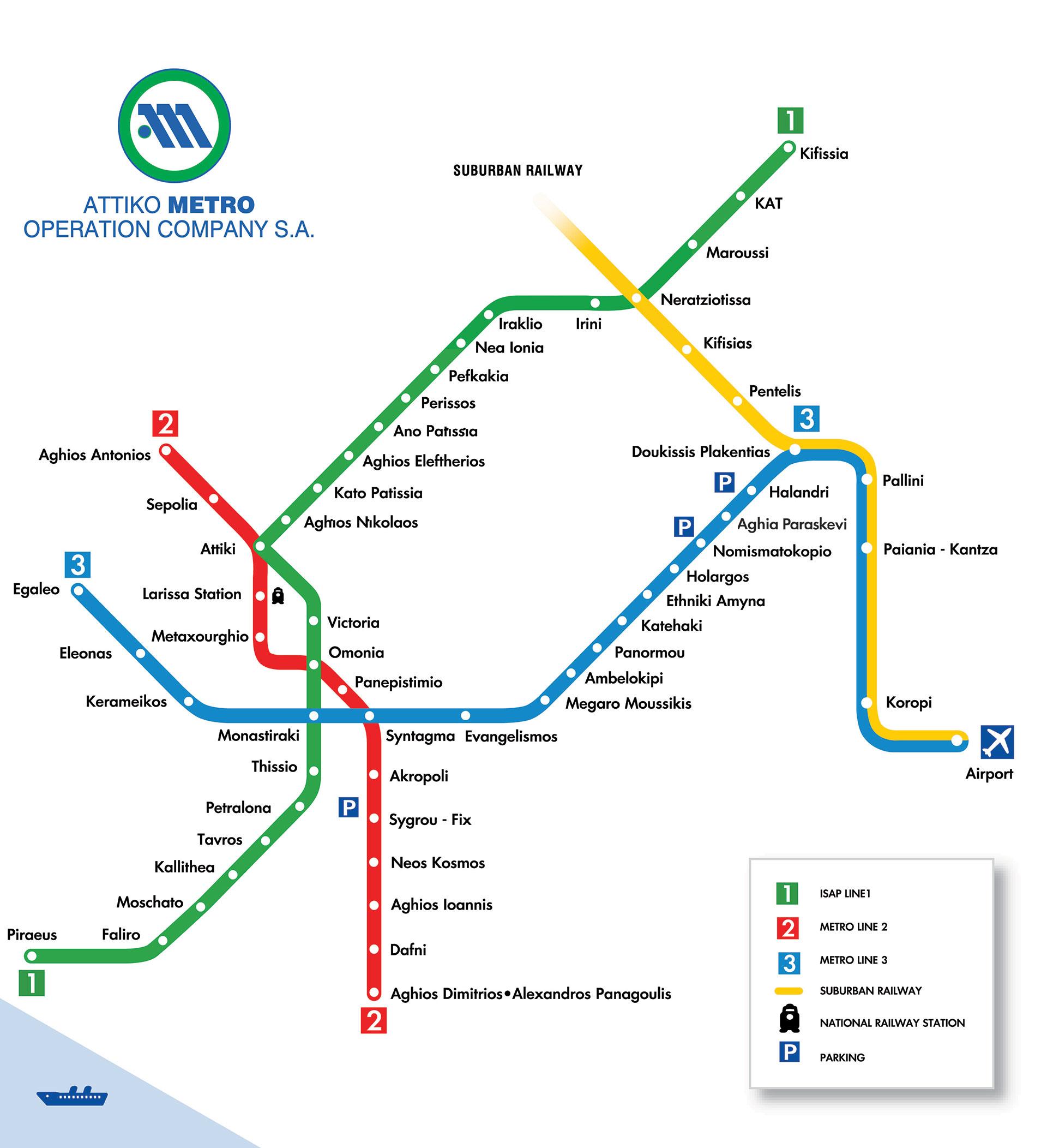 harta-metrou-Atena