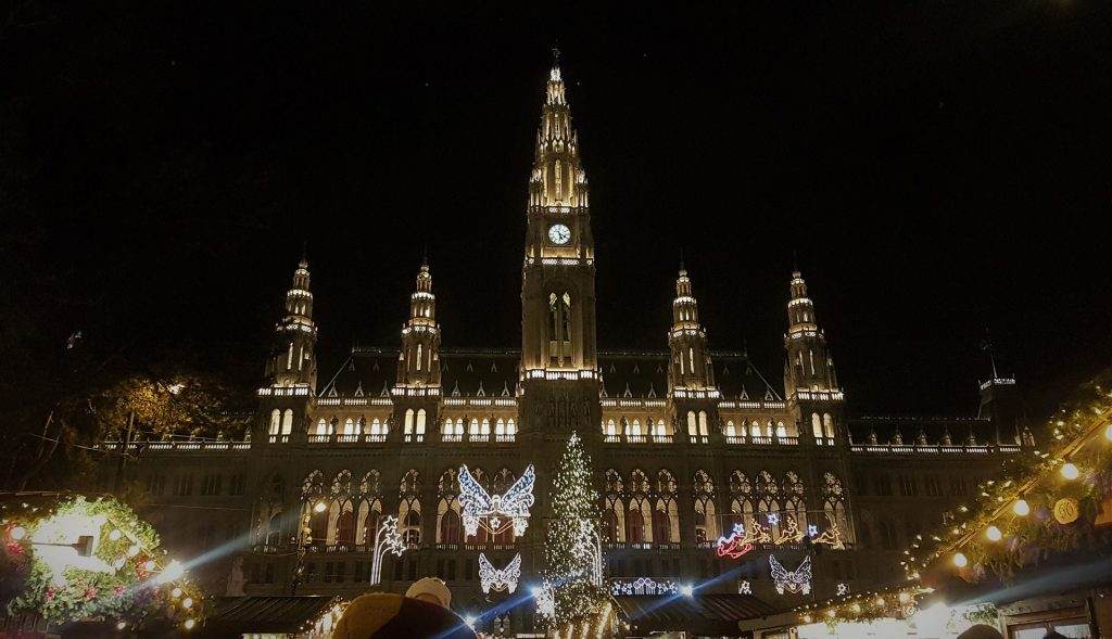 Rathaus-vienna-city-hall