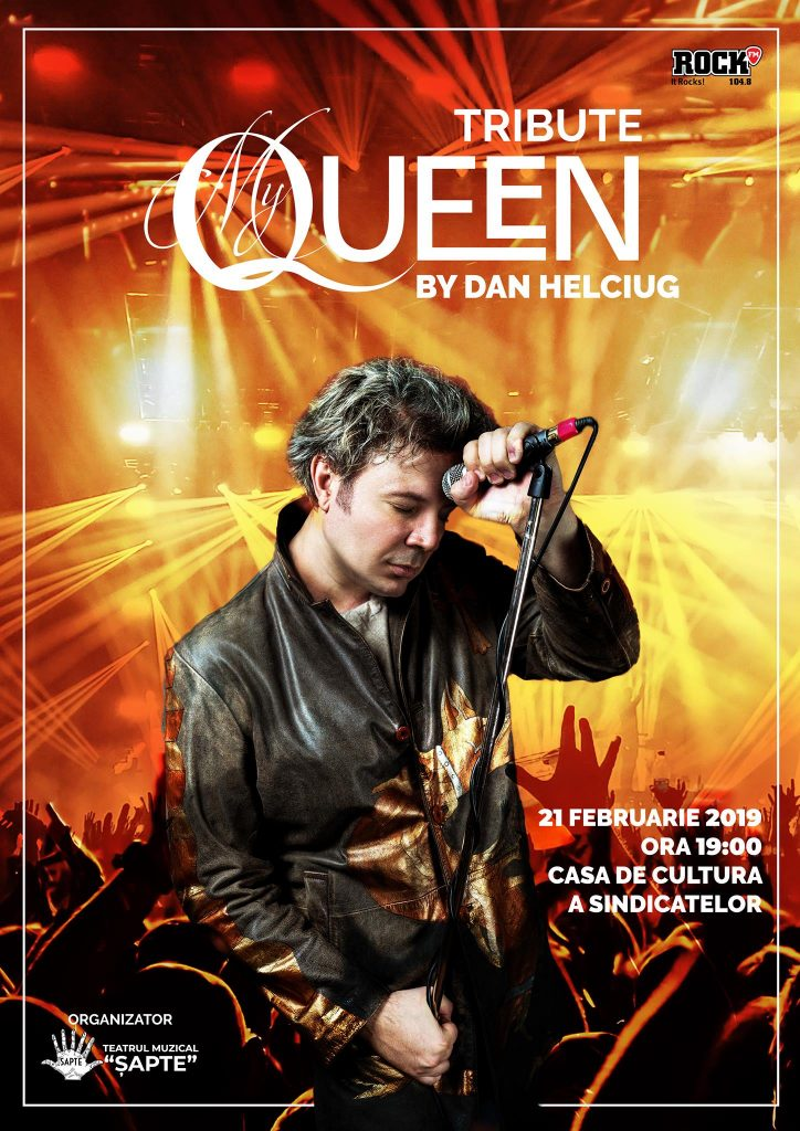 my queen tribute Galati