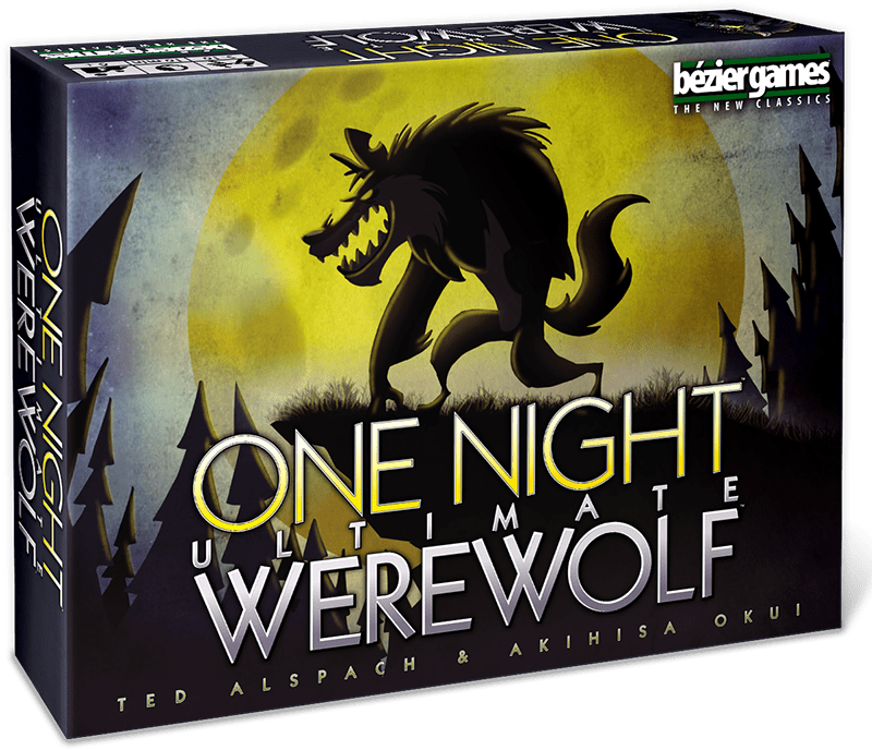 One Night Werewolf / Ultimate Werewolf
