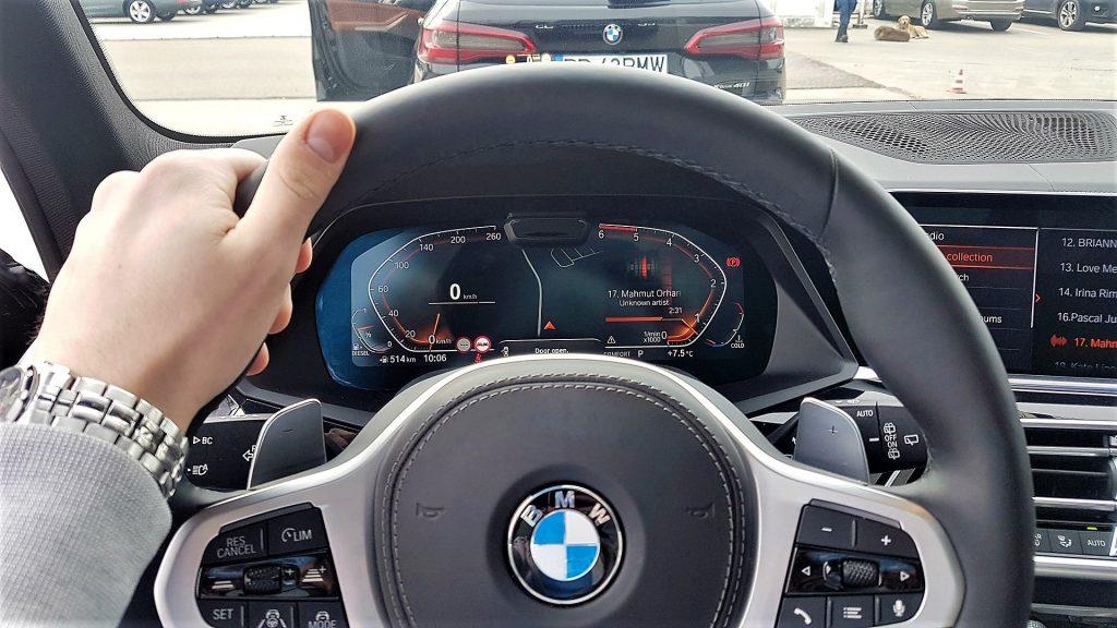 bord BMW X5 2019