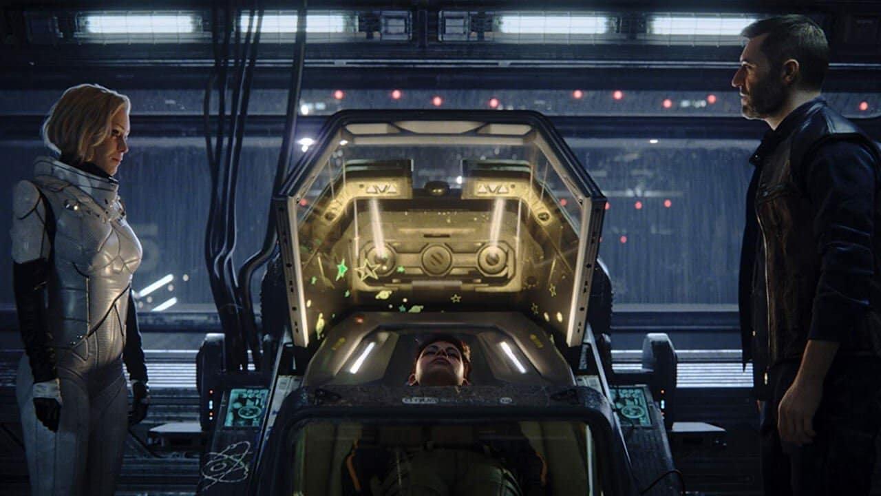 love-death-robots- Beyond the Aquila Rift