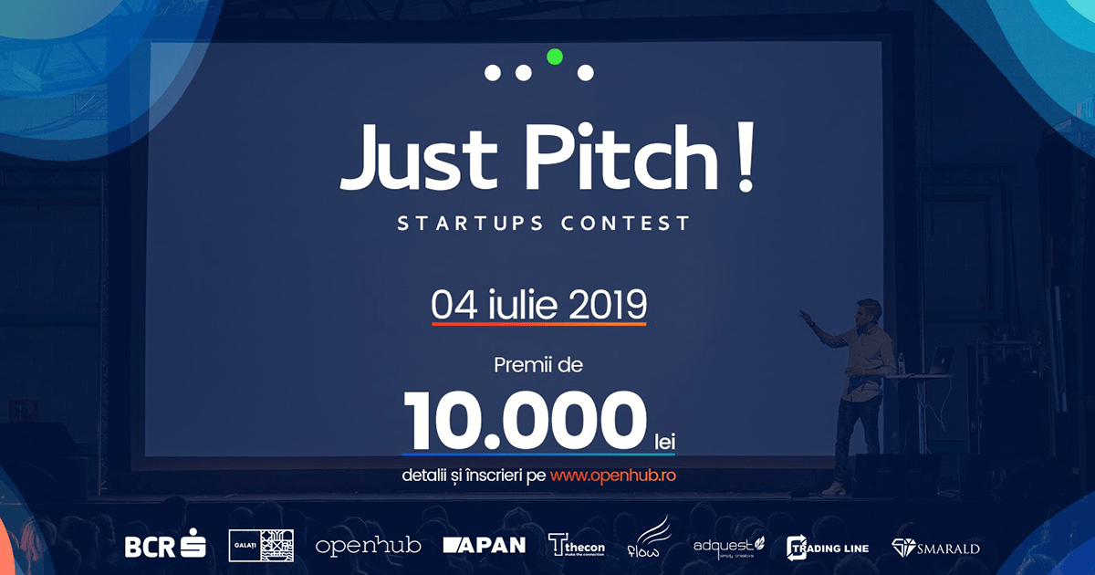 just pitch Galati openhub