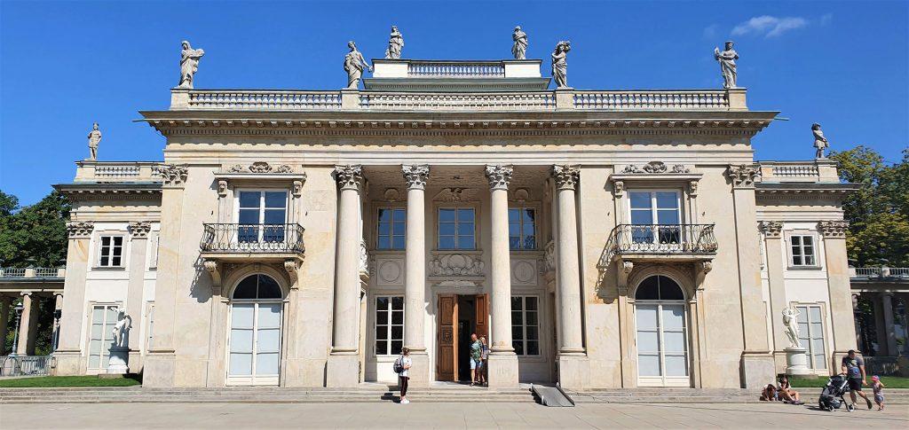 Łazienki-Palace