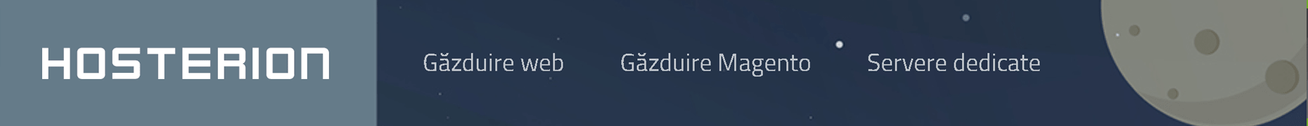 gazduire-ecommerce-hosterion
