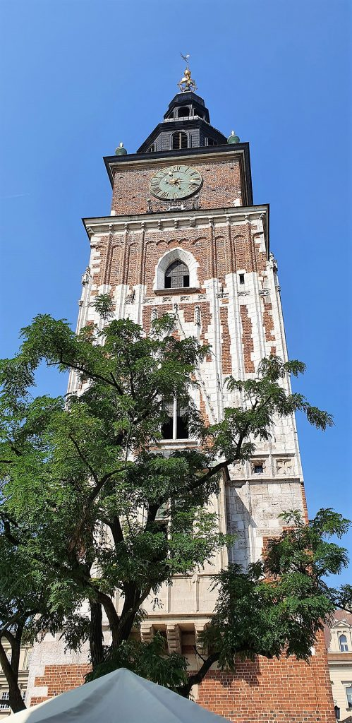 turnul-primariei-din-Cracovia