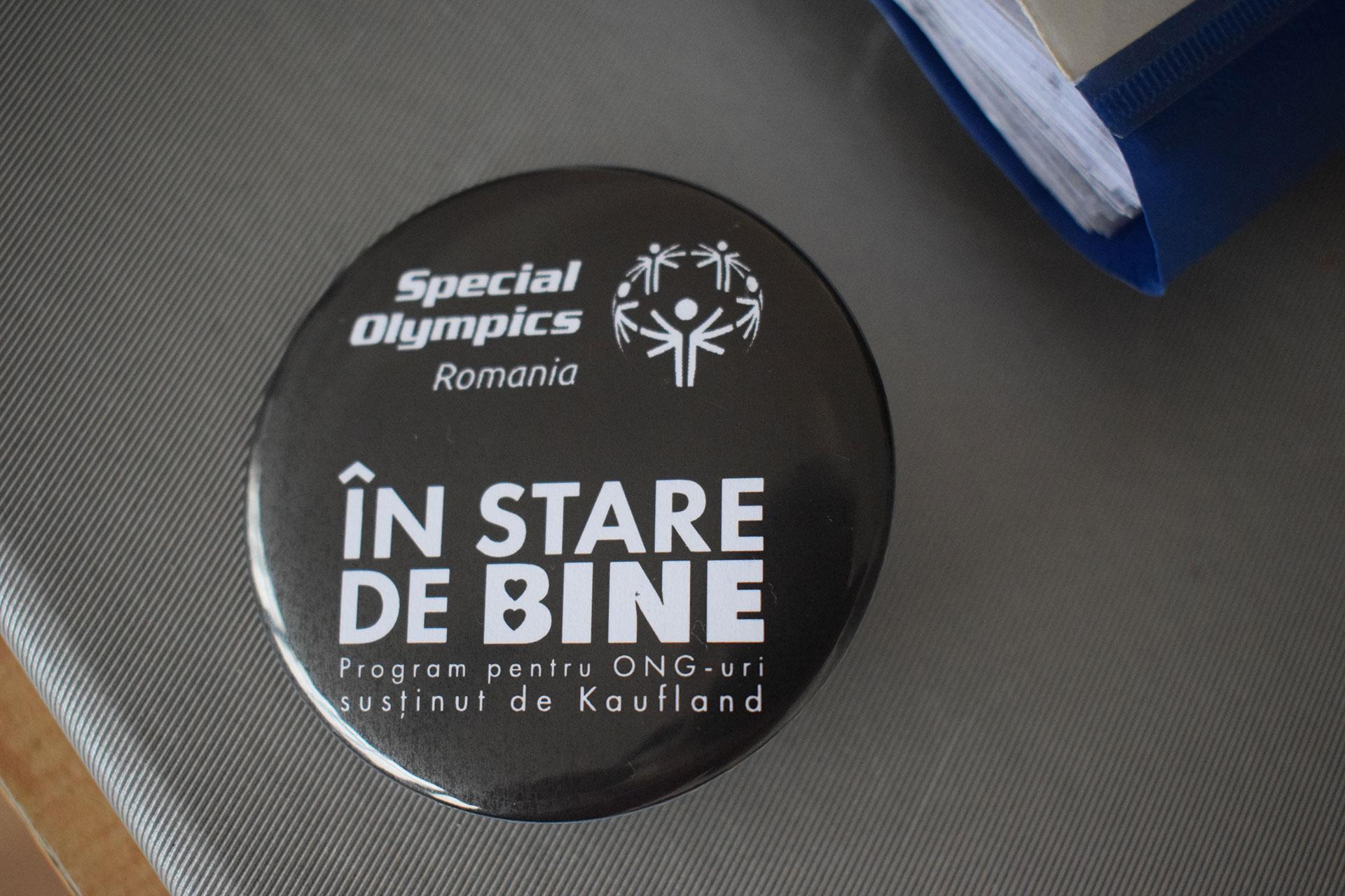Special Olympics - in stare de bine