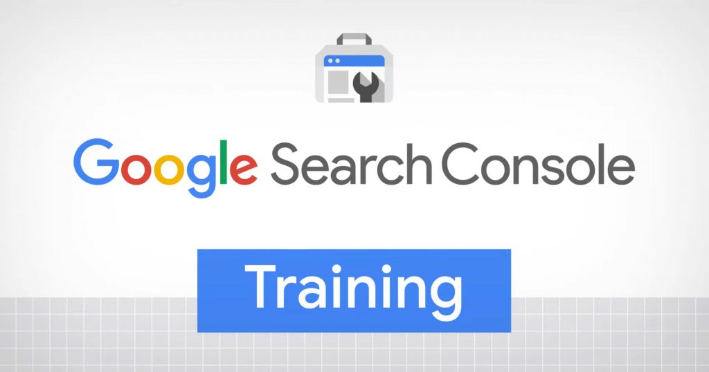 google-search-console-training