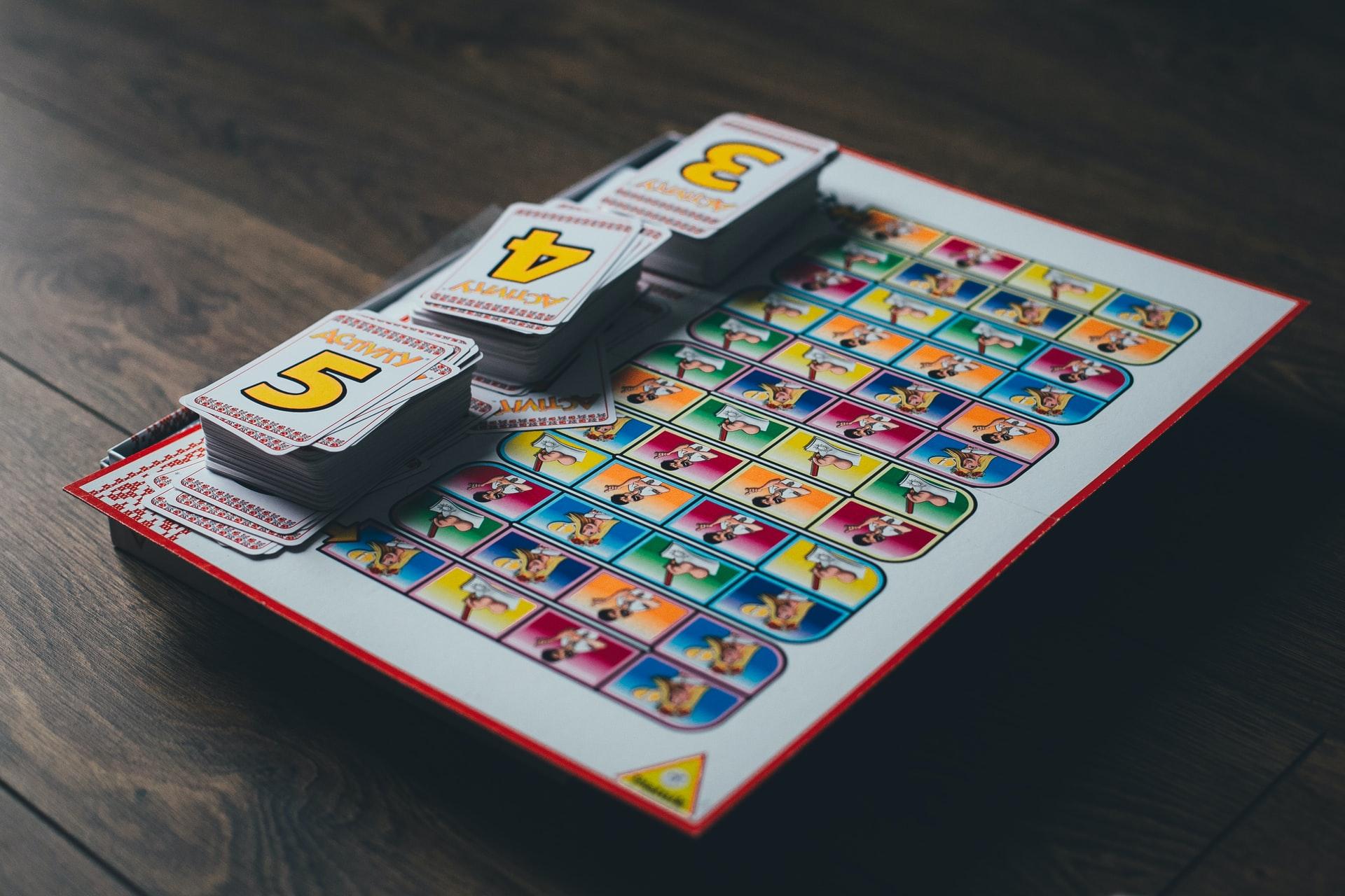 activity boardgame