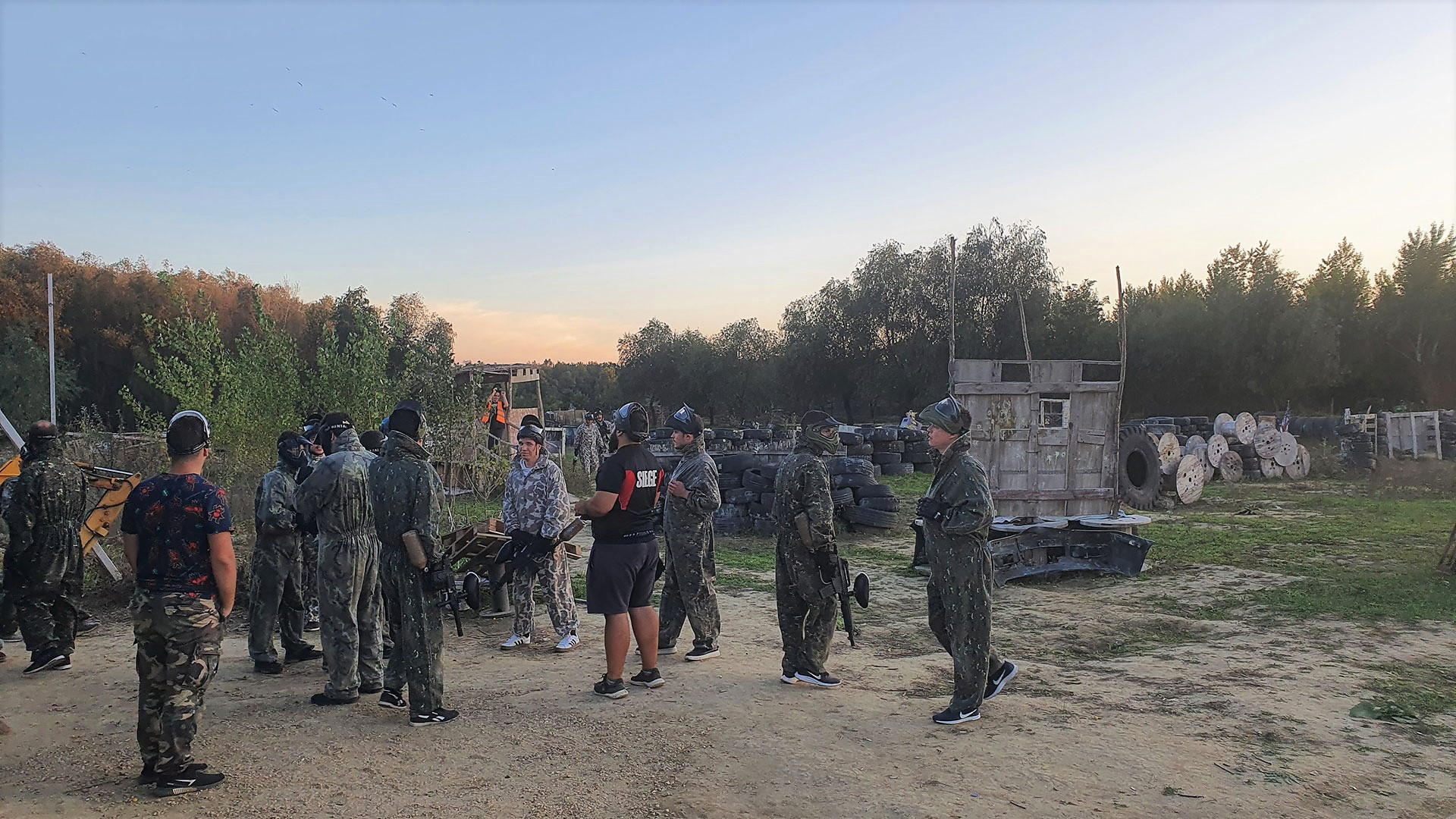 siege paintball galati